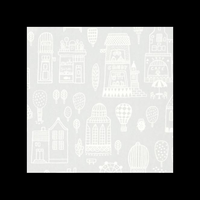 majvillan-small-town-tapetti-mustavalkoinen (1)